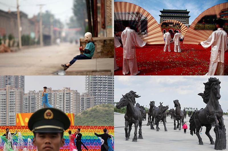 Повседневная жизнь вКитае