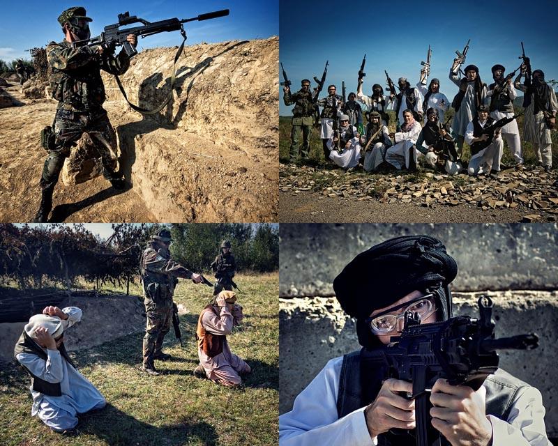 Талибы и натовцы в Закарпатье