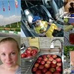 Один день из жизни русско-иранской семьи
