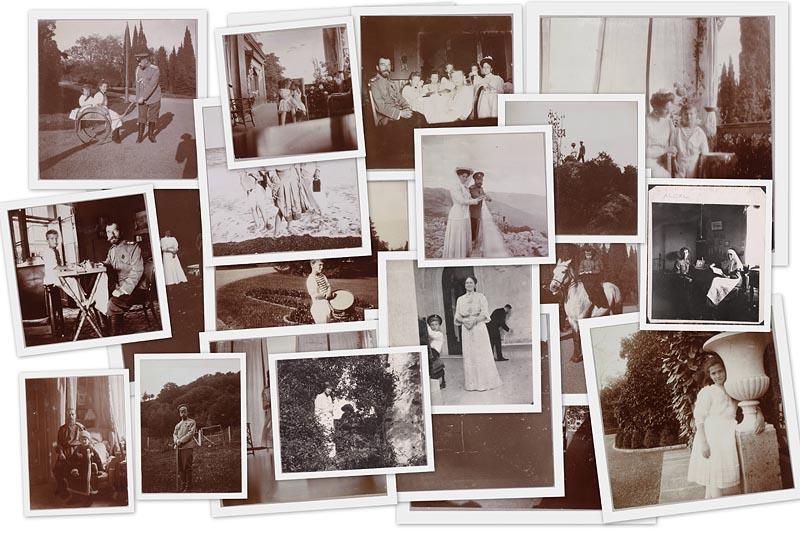 BIGPIC19 Редкие фотографии семьи Романовых
