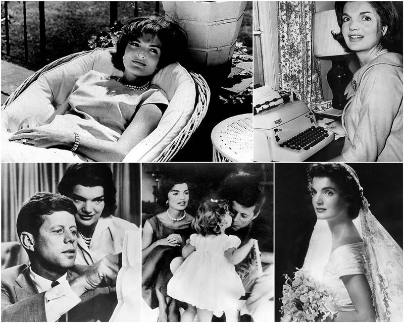BIGPIC57 Фотографии из новой книги о Жаклин Кеннеди
