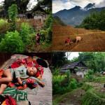 Северный Вьетнам: В крестьянском доме