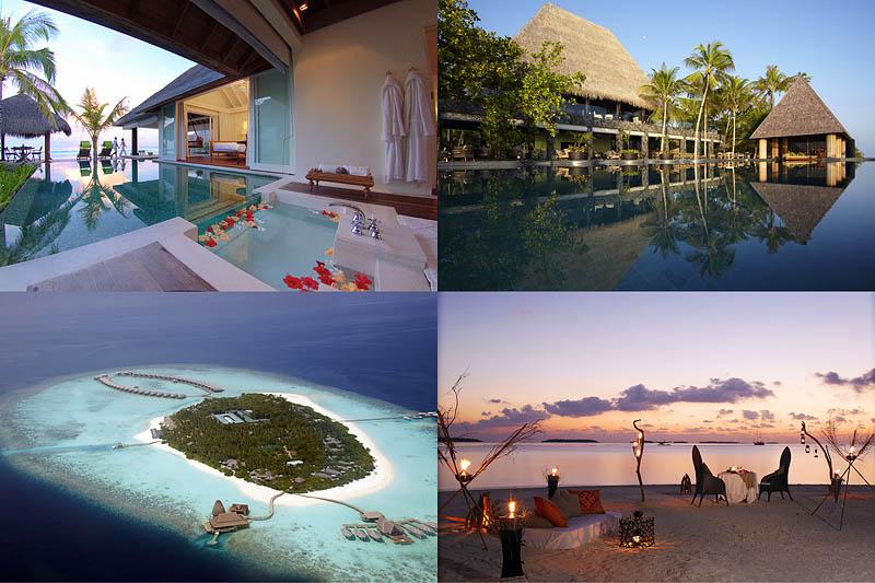 BIGPIC64 Anantara Kihavah Villas – роскошный отель на Мальдивах
