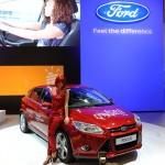 Форд на международной выставке IFA в Берлине