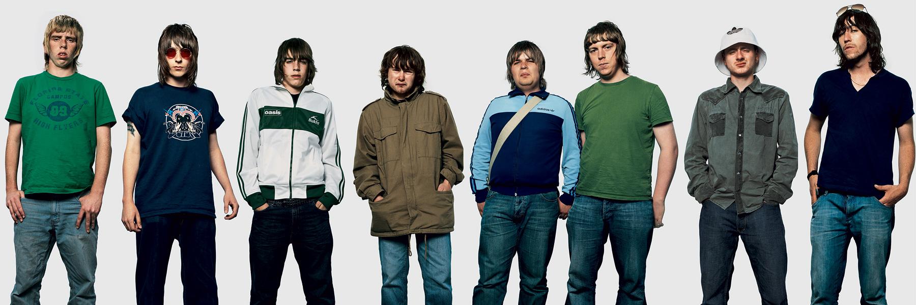 Oasis 12 Музыка нас связала