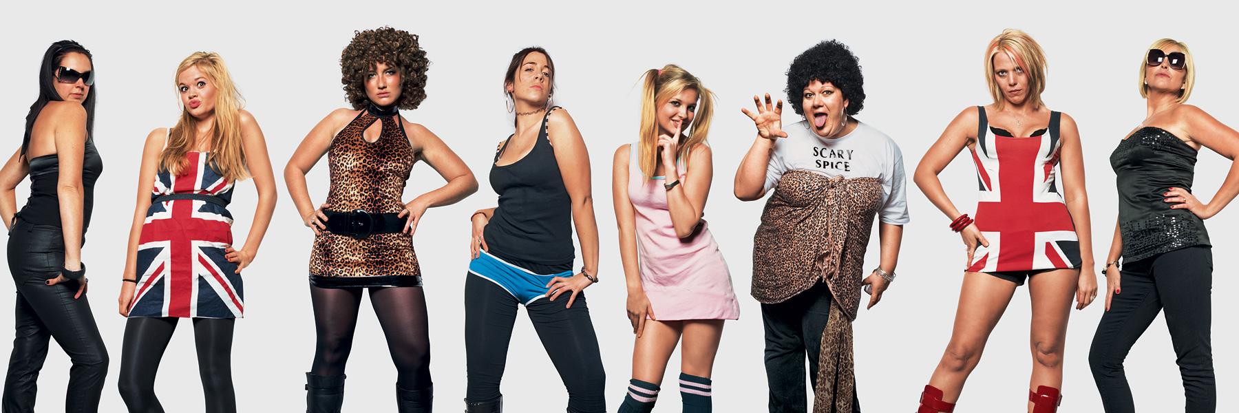 SpiceGirls 17 Музыка нас связала