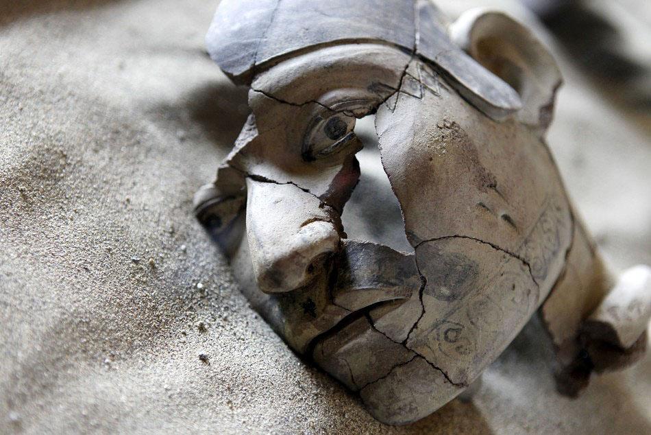 bones10 Di Peru, menemukan sisa-sisa anak-anak dikorbankan