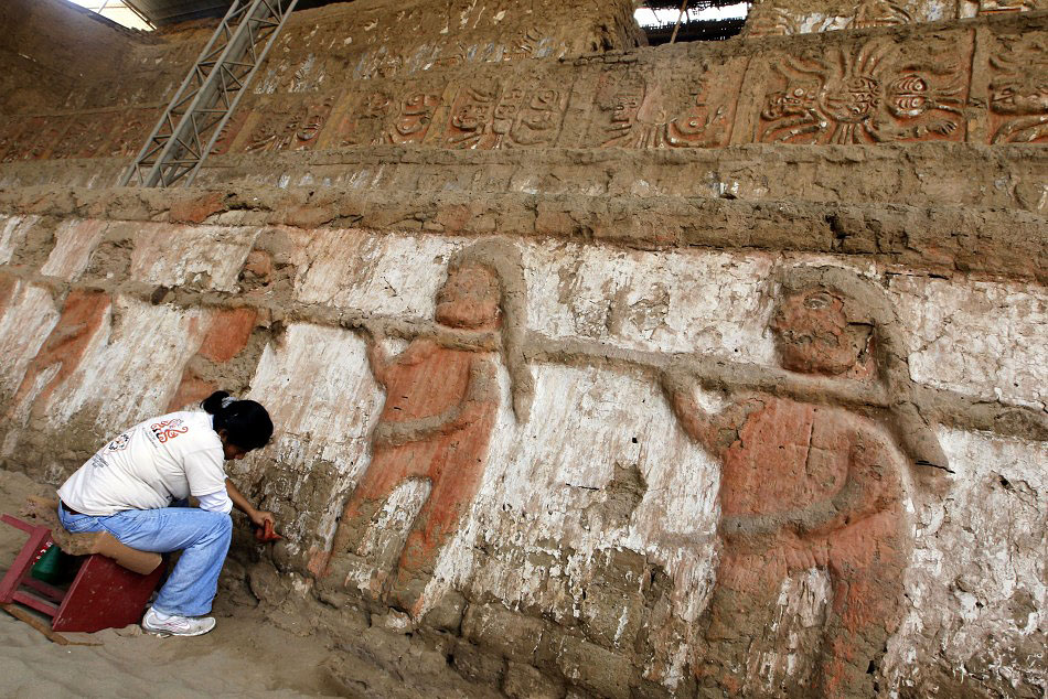 bones11 Di Peru, menemukan sisa-sisa anak-anak dikorbankan
