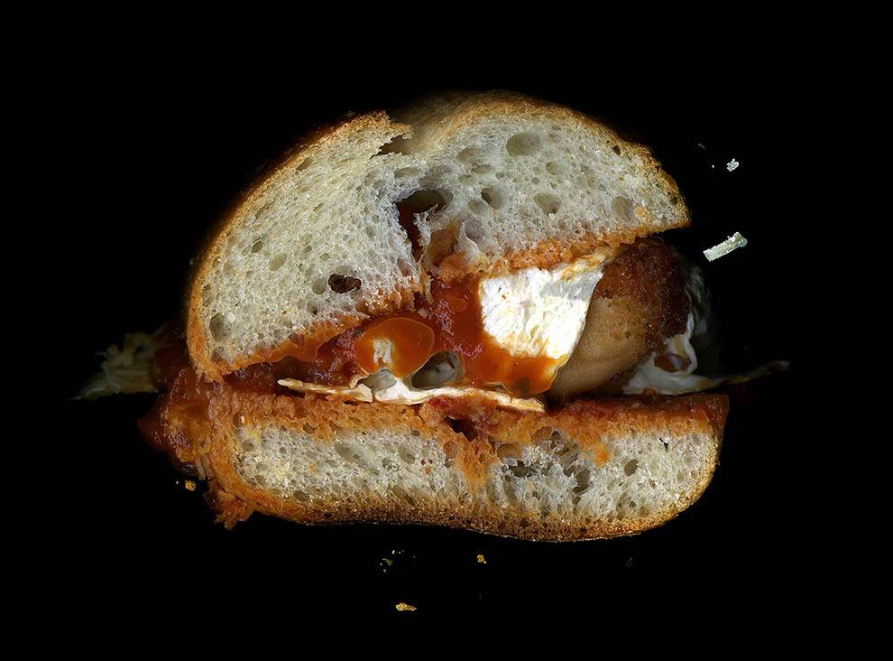 buter28 Бутерброды в сканере