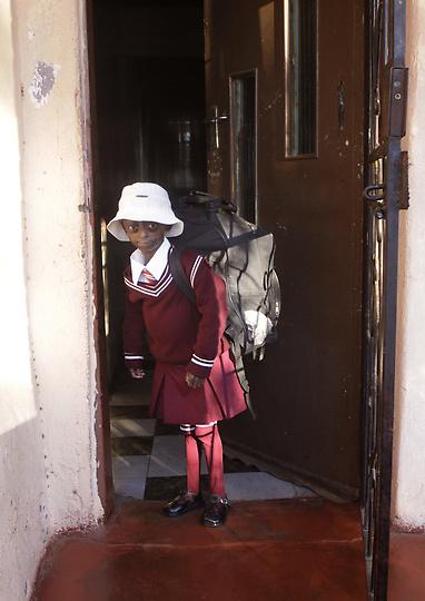 girl03 12 летняя девочка старушка из ЮАР