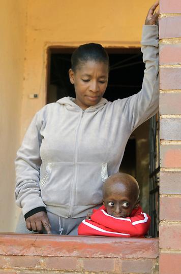 girl04 12 летняя девочка старушка из ЮАР