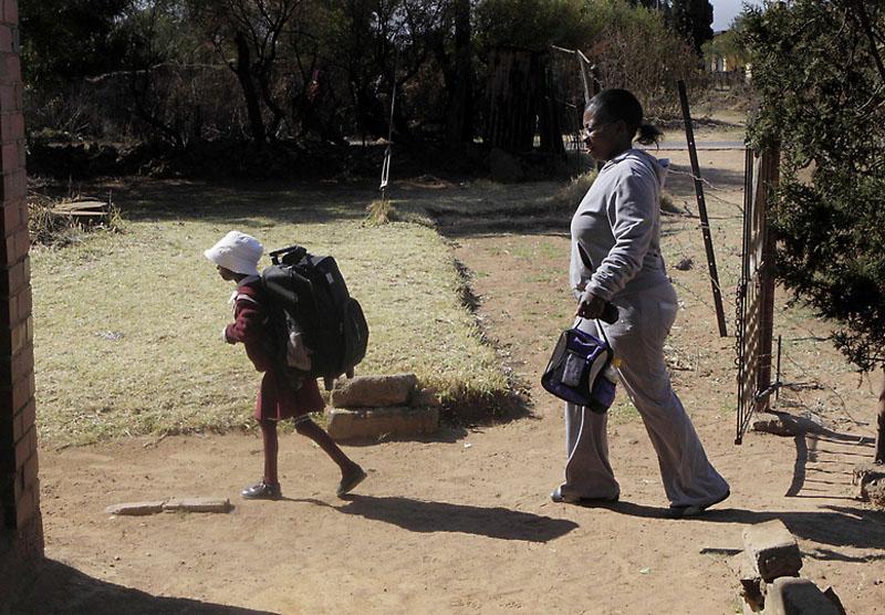 girl05 12 летняя девочка старушка из ЮАР