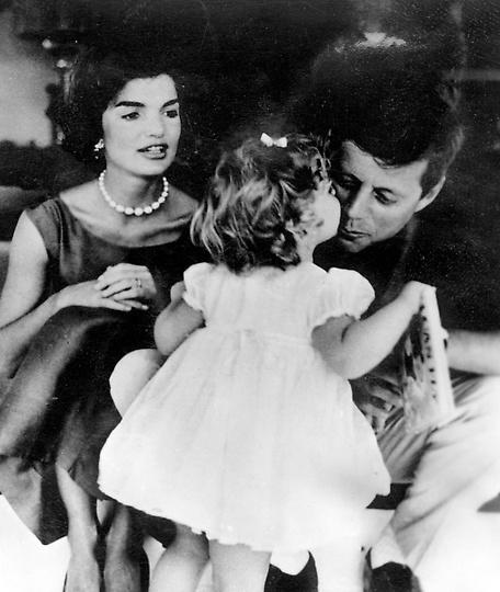 Фотографии из новой книги о Жаклин Кеннеди