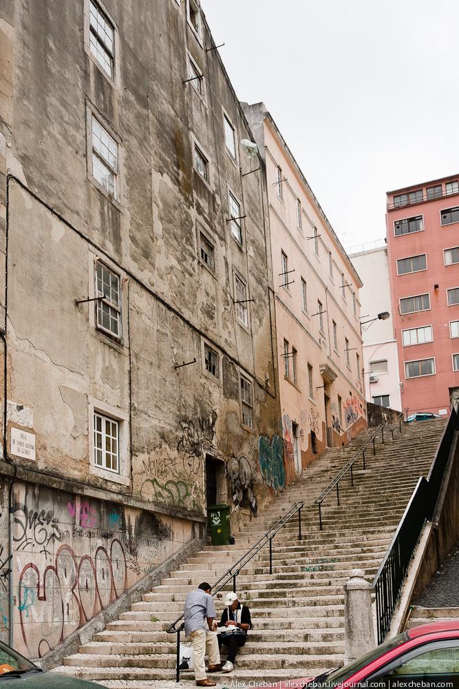 lisbon06 Прогулка по Лиссабону