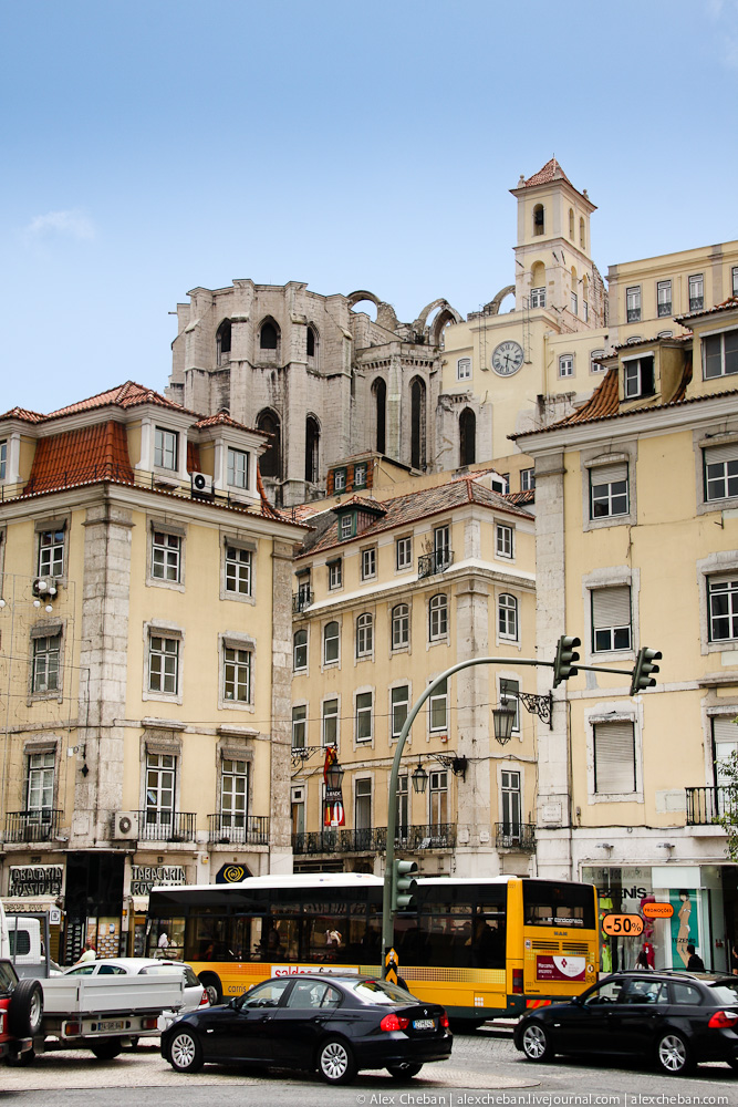 lisbon15 Прогулка по Лиссабону