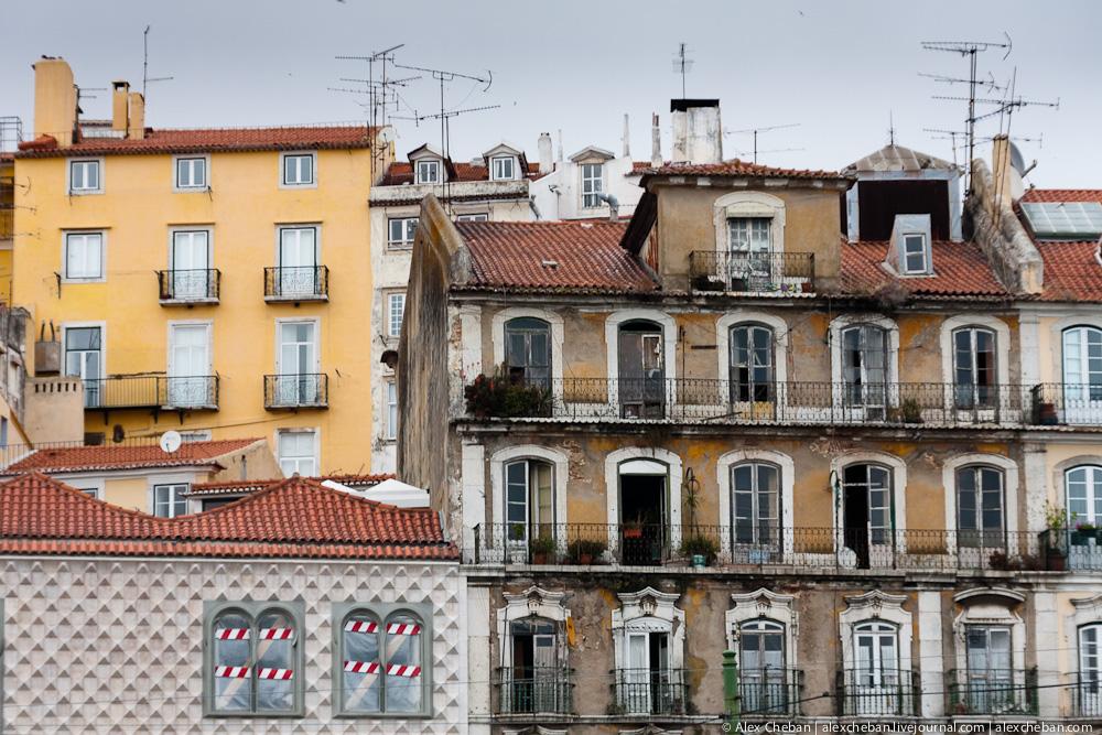 lisbon25 Прогулка по Лиссабону