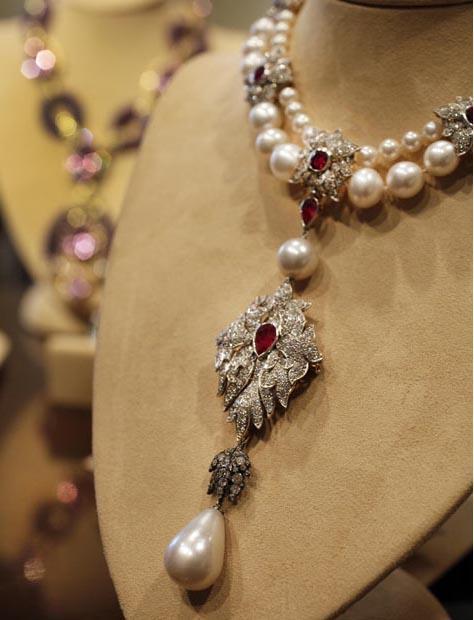 lizjewelry03 Коллекция драгоценностей Элизабет Тэйлор