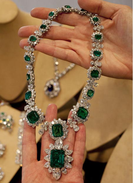 lizjewelry05 Коллекция драгоценностей Элизабет Тэйлор