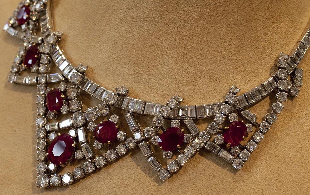 lizjewelry07 Коллекция драгоценностей Элизабет Тэйлор