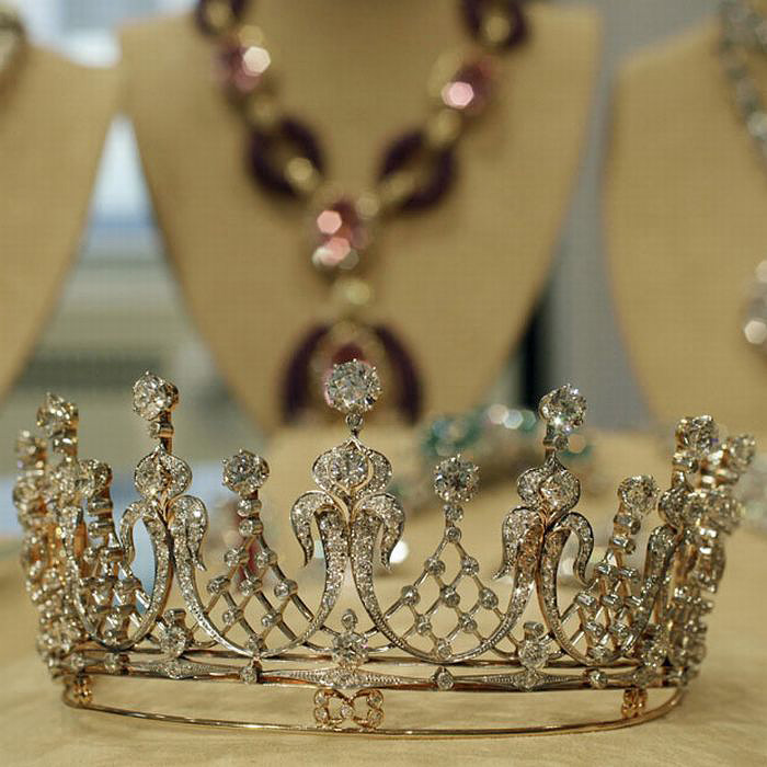 lizjewelry09 Коллекция драгоценностей Элизабет Тэйлор