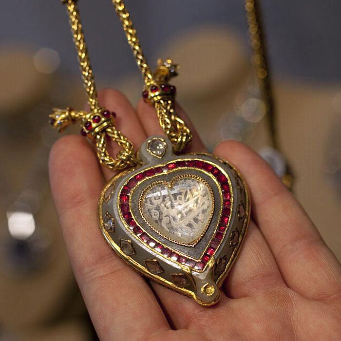 lizjewelry13 Коллекция драгоценностей Элизабет Тэйлор