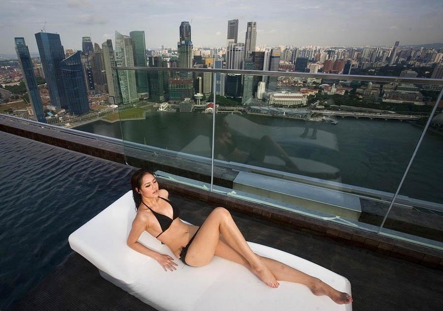 marinabay09 Сингапурский курорт казино Марина Бэй Сэндс