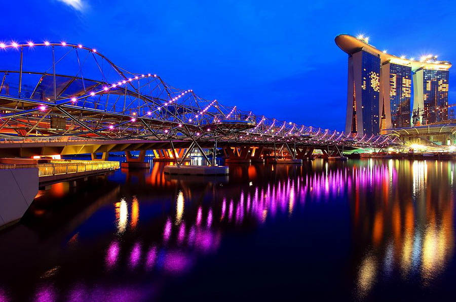 marinabay10 Сингапурский курорт казино Марина Бэй Сэндс