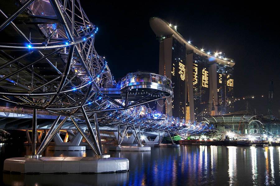 marinabay11 Сингапурский курорт казино Марина Бэй Сэндс