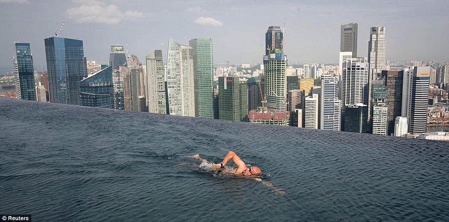 marinabay13 Сингапурский курорт казино Марина Бэй Сэндс