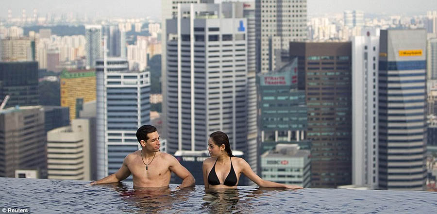marinabay15 Сингапурский курорт казино Марина Бэй Сэндс