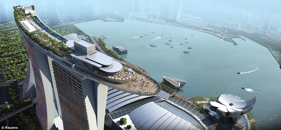 marinabay16 Сингапурский курорт казино Марина Бэй Сэндс