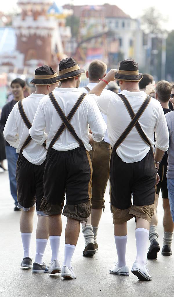 munich03 Munich Oktoberfest se abrió