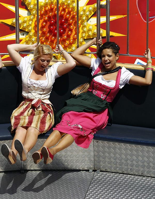munich04 Munich Oktoberfest se abrió