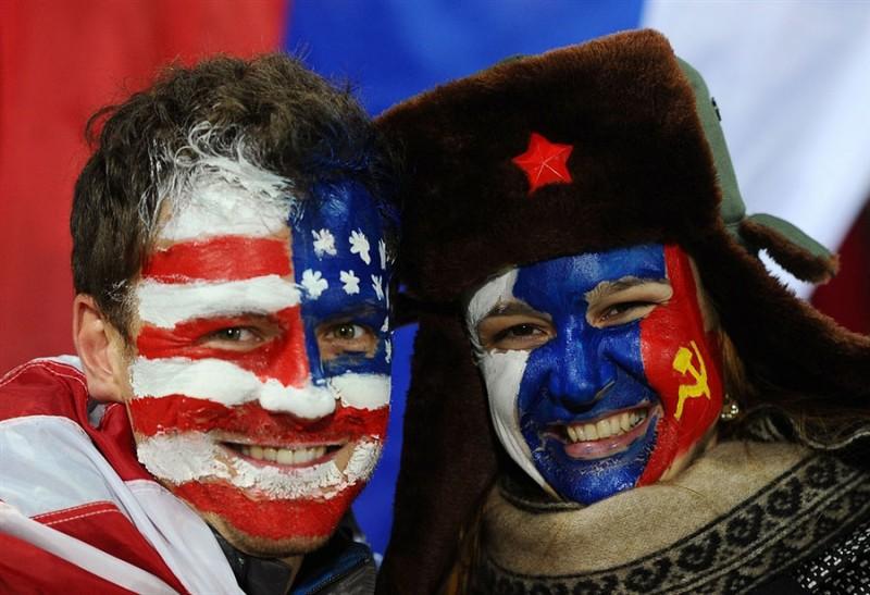 Холодная война на спортивном поле: Матч по регби между Россией иСША
