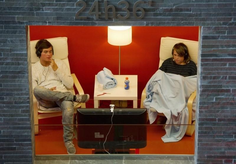 В Голландии стартовал марафон по просмотру телевизора
