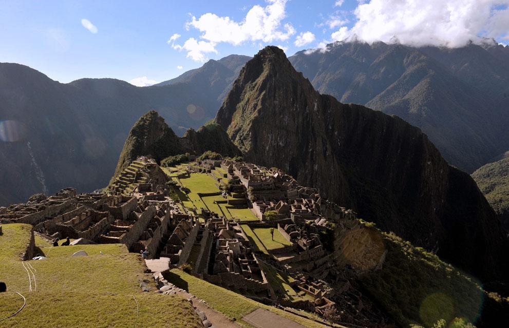 peru02 Hidup di Peru