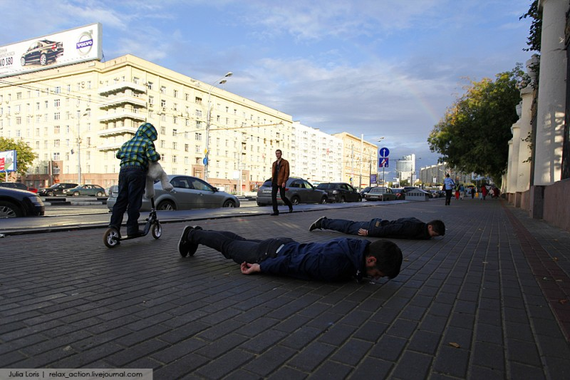 Всероссийский день планкинга