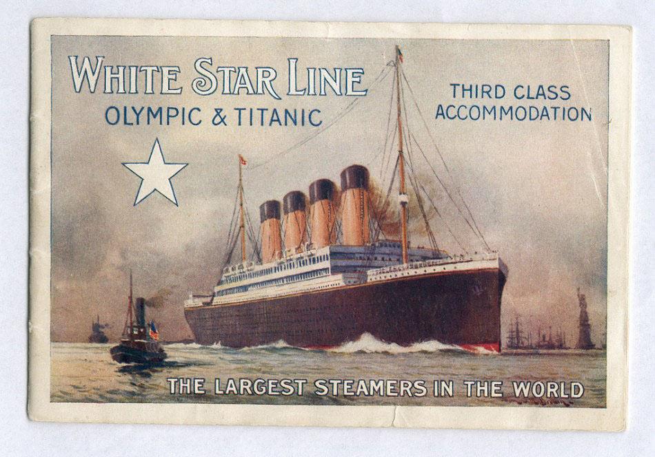 titanic01 100 лет со дня гибели Титаника