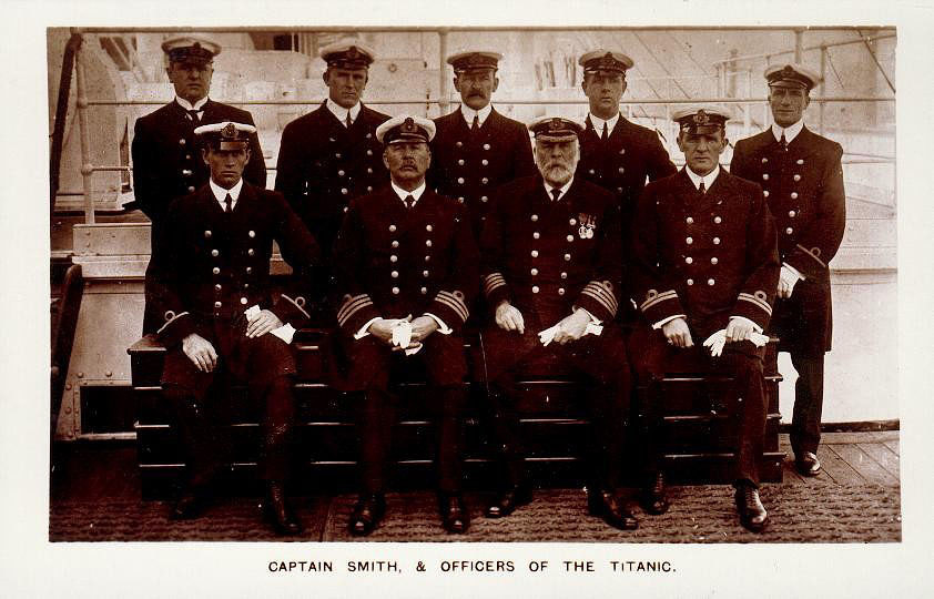 titanic08 100 лет со дня гибели Титаника