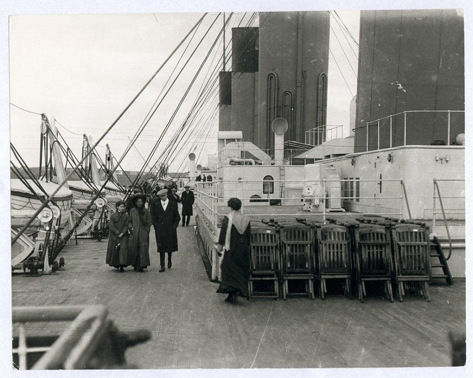titanic09 100 лет со дня гибели Титаника