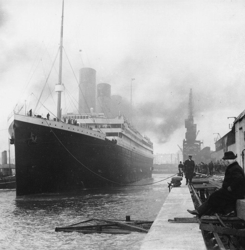 titanic14 100 лет со дня гибели Титаника