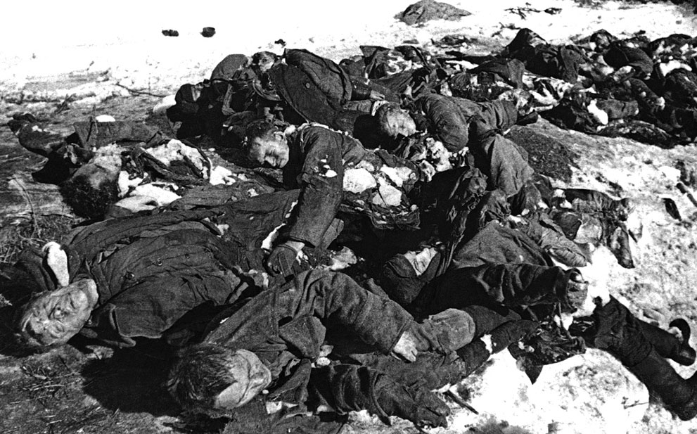 war12 Вторая мировая война: Восточный фронт (Часть 14)