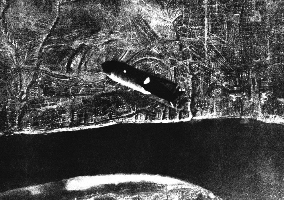 war13 Вторая мировая война: Восточный фронт. Фотография, полученная Associated Press 25 сентября 1942 года.