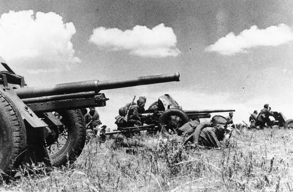 war17 Вторая мировая война: Восточный фронт (Часть 14)