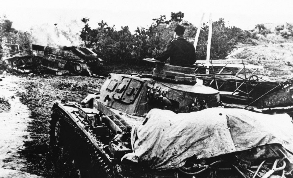 war19 Вторая мировая война: Восточный фронт (Часть 14)