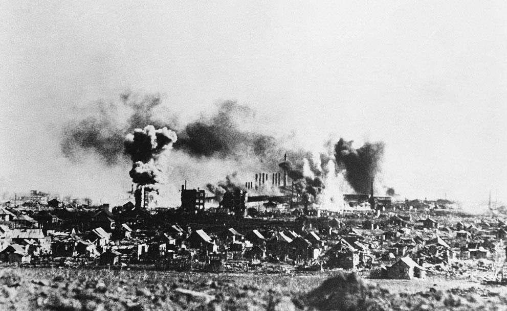 war22 Вторая мировая война: Восточный фронт (Часть 14)