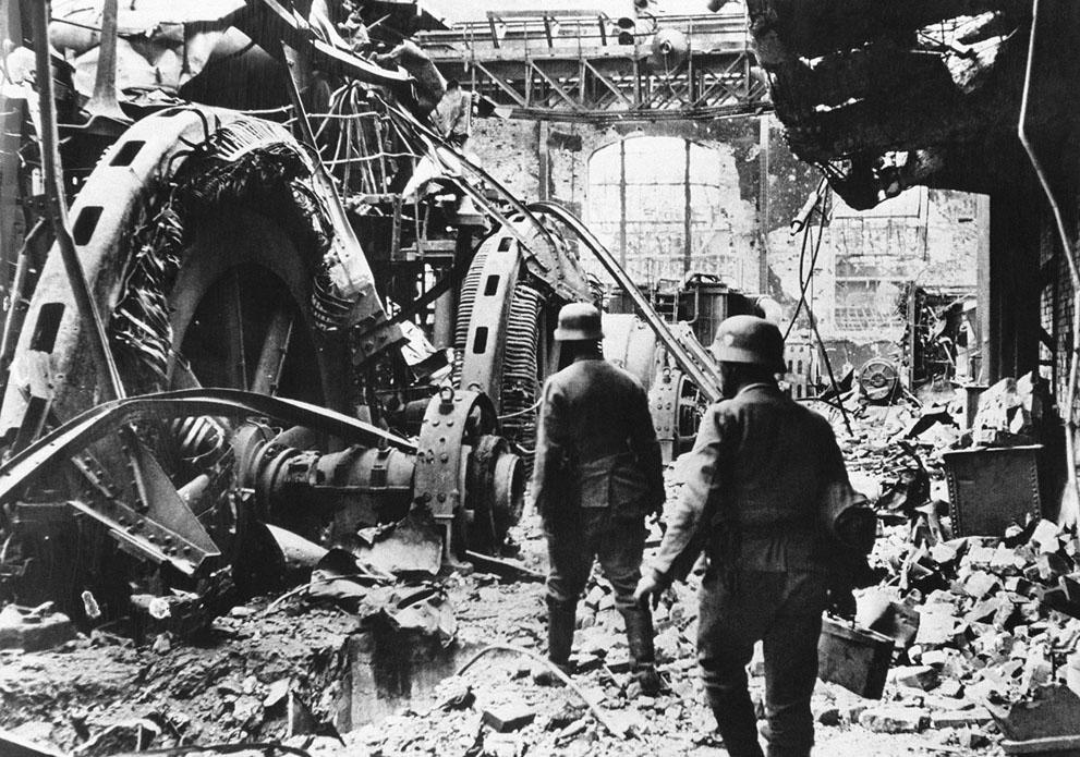 war25 Вторая мировая война: Восточный фронт (Часть 14)