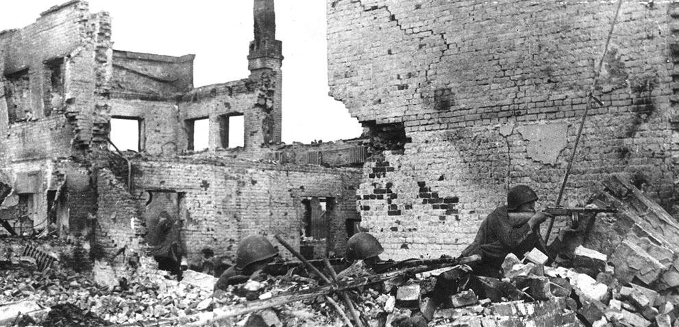 war30 Вторая мировая война: Восточный фронт (Часть 14)