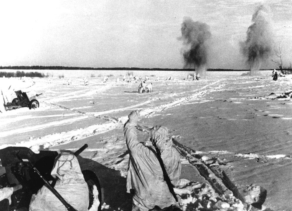 war32 Вторая мировая война: Восточный фронт (Часть 14)