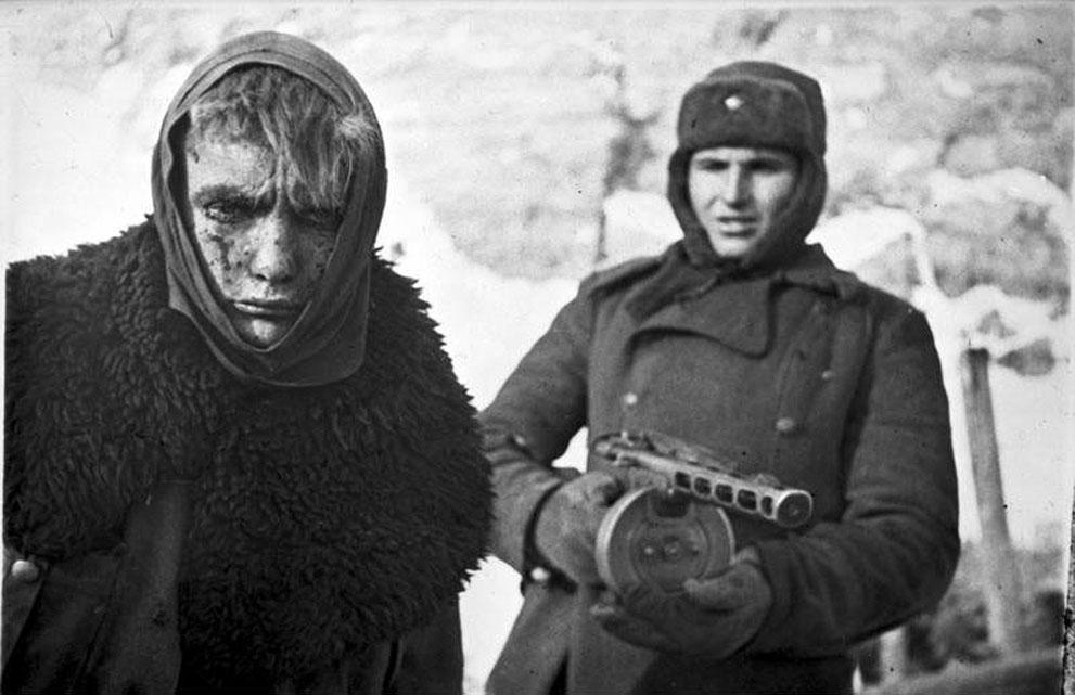 war34 Вторая мировая война: Восточный фронт (Часть 14)